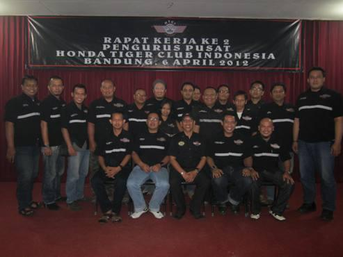 Honda Tiger Club Indonesia: Wadah Organisasi Club Tiger se-Indonesi