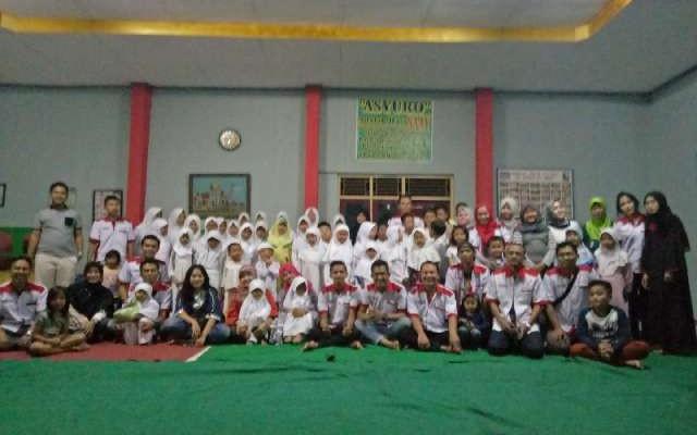 Buka Puasa Bersama & Santunan Ramadhan dengan Anak Yatim Dhuafa ala BRIOnesia Cianjur