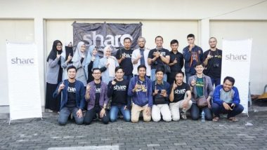 "Komunitas Share: ""Shadaqah in Togetherness"""