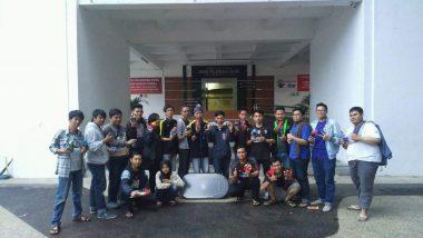 Berkenalan dengan Komunitas Gear Fighter Bandung