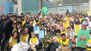 GREEN FESTIVAL 2019, THE 8TH UI YOUTH ENVIRONMENTAL ACTION